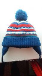 Зимняя шапка ушанка Next