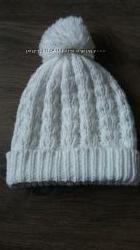 Теплая шапочка Incity подарок варежки