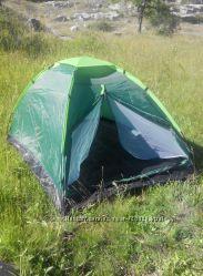 Акция. Новая 2-х местная палатка недорого