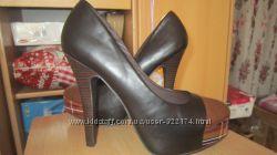 Стильные туфли-лабутены, 40 размер
