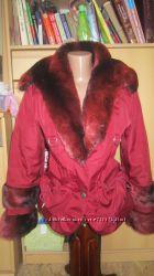 Теплая куртка , размер 44-46