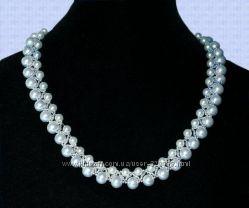 Ожерелье жемчужная россыпь