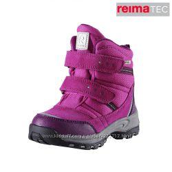 Зимние термо ботинки  REIMA 2016-2017 р. 33