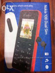 Мобильный телефон Nokia 108 Dual SIM
