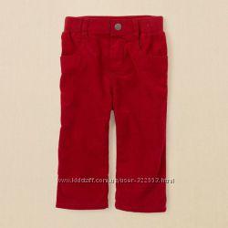 Очень крутые вельветовые штанишки от Чилдрен плейс