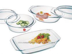 Набор посуды стеклянной Simax 3 предмета
