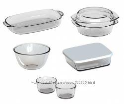 Набор посуды стеклянной Simax 6 предметов