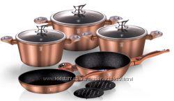Набор посуды ВH-1220, 10 предметов.