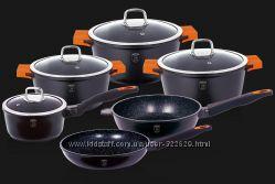 Набор посуды 10 предметов BH 1111 Granit line
