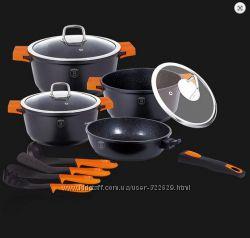 Набор посуды 11 предметов  BH 1120 Granit line