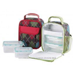 Термо-сумка с судочками 320550мл 3пр WB 9630