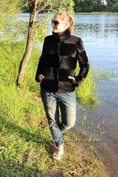 Курточка из стриженной нутрии