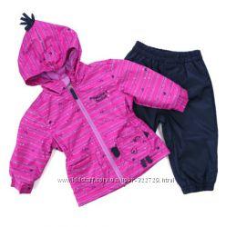Акция демисезонный комплект для девочки 06 M S17 Frost Grey Peluche Tartine