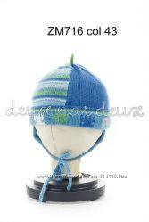 Шапка зимняя мальчику, шапки Deux par Deux