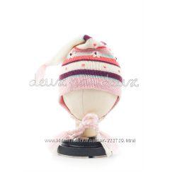 Шапка зимняя девочке, шапки Deux par Deux