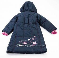 Зимнее пальто Gusti Boutique Темно-синее 5914 GWG