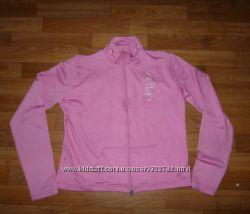 Спортивная кофта  розовая