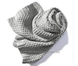 Теплый и объемный шарф Tchibo ТСМ