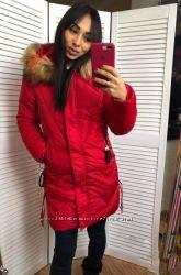 Куртка зимняя в наличии размер М и Л Акция