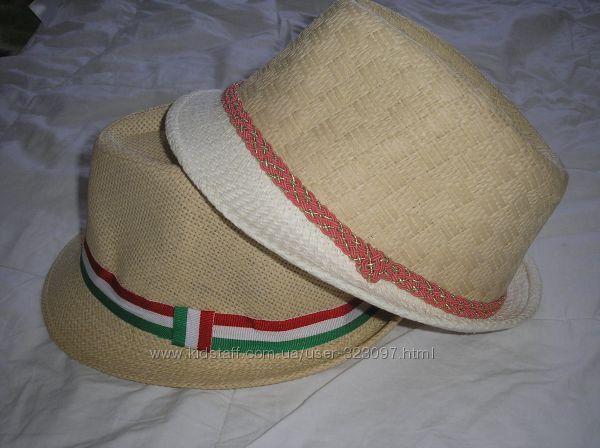 Шляпы стильные для девочки в наличии