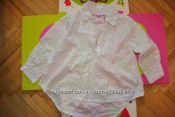 Наши лёгкие и стильные рубашки на принцессу 2 годика