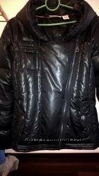 Donna karan куртка , пух, S, XS