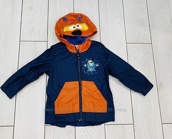 куртка курточка некст ветровка next дождевик