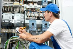 Электрик , все виды работ , качественно , Троещина