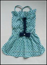 Платье коттон