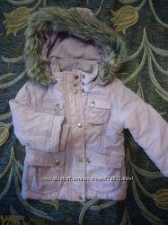 Продам фирменную куртку S. OLIVER в отл. сост.