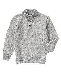 Флисовый свитер кофта на флисе Gymboree 4-5 лет