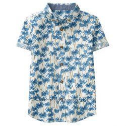 Рубашка для мальчика 4-5, 5-6 лет Gymboree