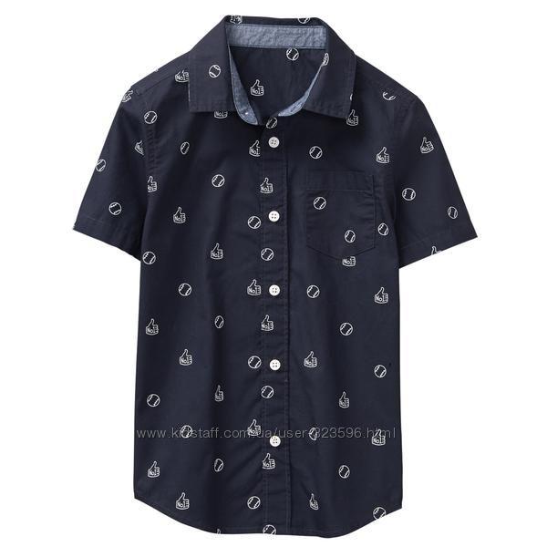 рубашка для мальчика 7-8лет Gymboree