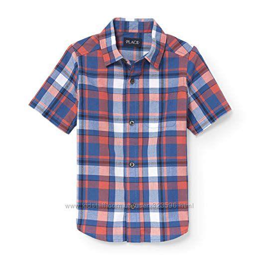 Рубашка для мальчика 10-13 лет Children&acutes place