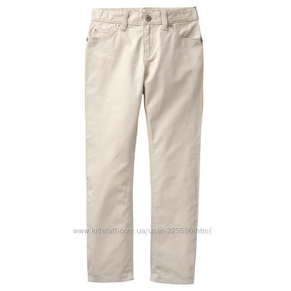 Летние штаны брюки для мальчика 8 лет Crazy8