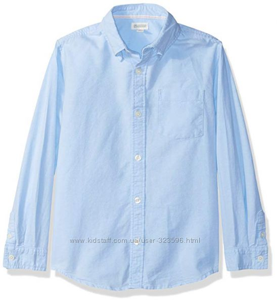Рубашка для мальчика 5-7 , 7-9 лет Gymboree