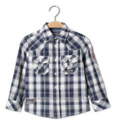 Новые рубашки на мальчика Palomino C&A р. 122