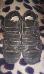 Кожаные туфельки Ricosta р. 28 на худенькую ножку