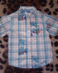 Летняя рубашка Topolino р. 116 на мальчика