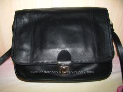 Стильная мужская сумка почтальон  Lufthansa