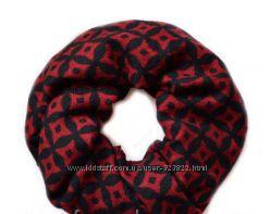Теплые шарфы-снуды большой выбор В НАЛИЧИИ
