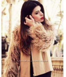 Укороченное пальтишко Zara