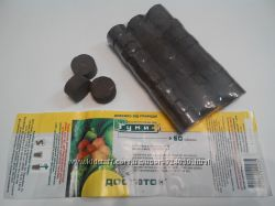Натуральное экологически чистое удобрение на основе гумуса 30 таблеток