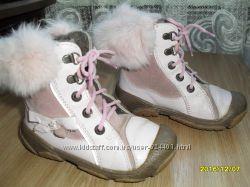 Зимние сапожки-ботинки Bartek, 23 р,