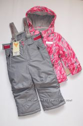Зимний термо-комплект куртка и полукомбинезон Hilda Baby Line, р. 92