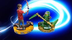 Клип  видео поздравление с Лего Ниндзяго