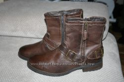 Зимние ботинки 40 р
