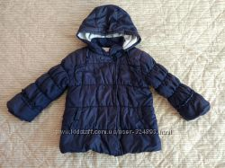 Продам деми курточку Chicco на малышку 2-4 г. , р. 92