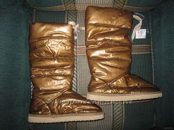 Дуті чоботи - угги легкі 35 розмір