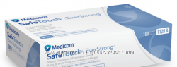 Medicom Перчатки виниловые неопудренные